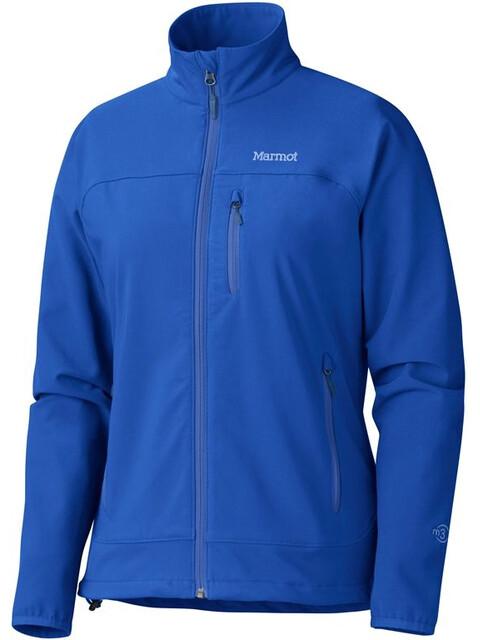 Marmot W's Tempo Jacket Aqua Blue